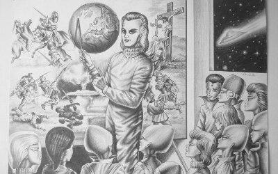 """Federação Galáctica – """"Carta ao Povo da Terra – Aos que chegam agora"""""""