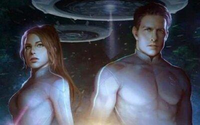 Conheça o Comandante Ukeron das Forças de Segurança Delta do Comando Galáctico Pleiadiano