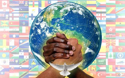 Meditação em Favor da Verdade, do Amor e da Paz Planetária a 27/09/2020