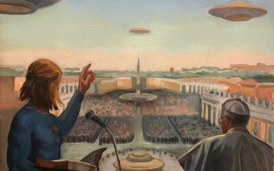 """Corey Goode – """"Falsas promessas da Federação ET Desonesta, Os novos Guardiões e a Aplicação das Leis Cósmicas"""""""
